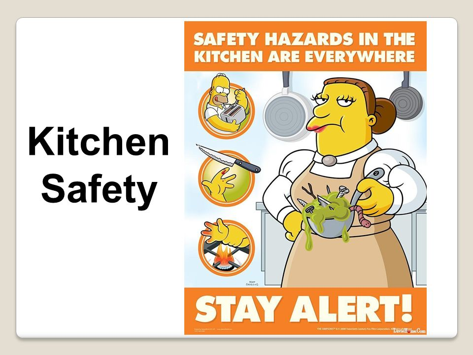 Kitchen Amp Food Safety Grade 8 Home Economics Ppt Video