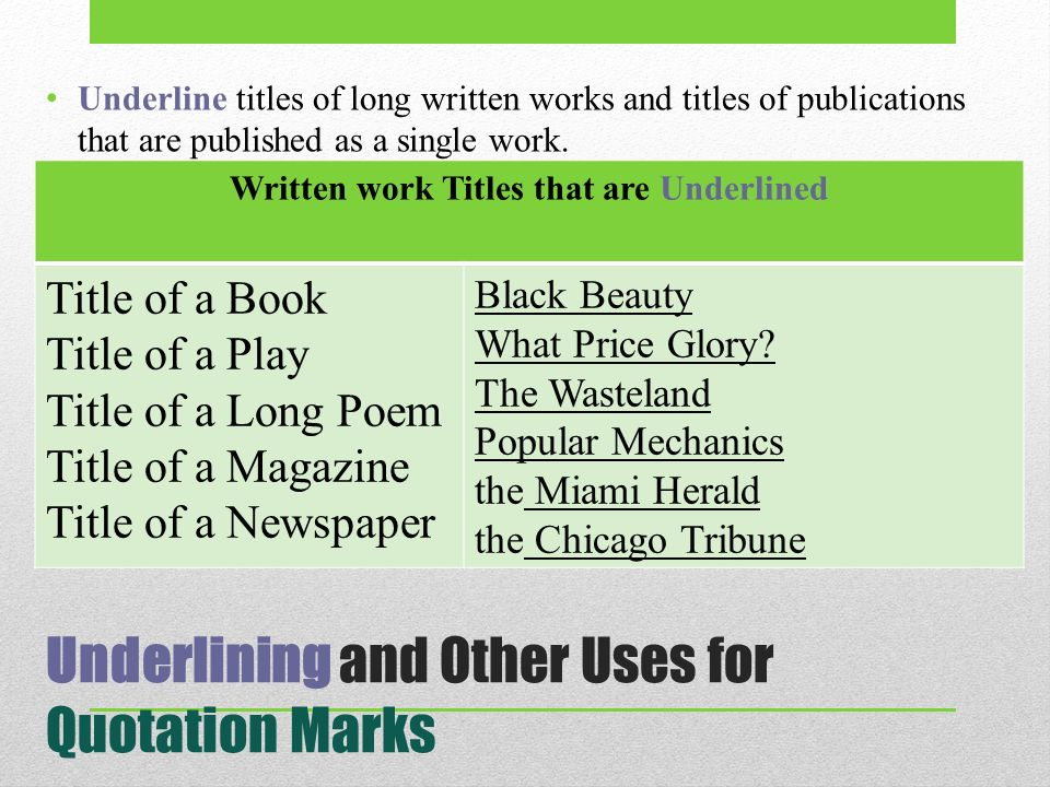 are book titles underlined in research papers (8th ed ), offers examples for the general format of mla research papers, in-text citations, endnotes formatting titles of texts in mla style – ivcc of texts in title.