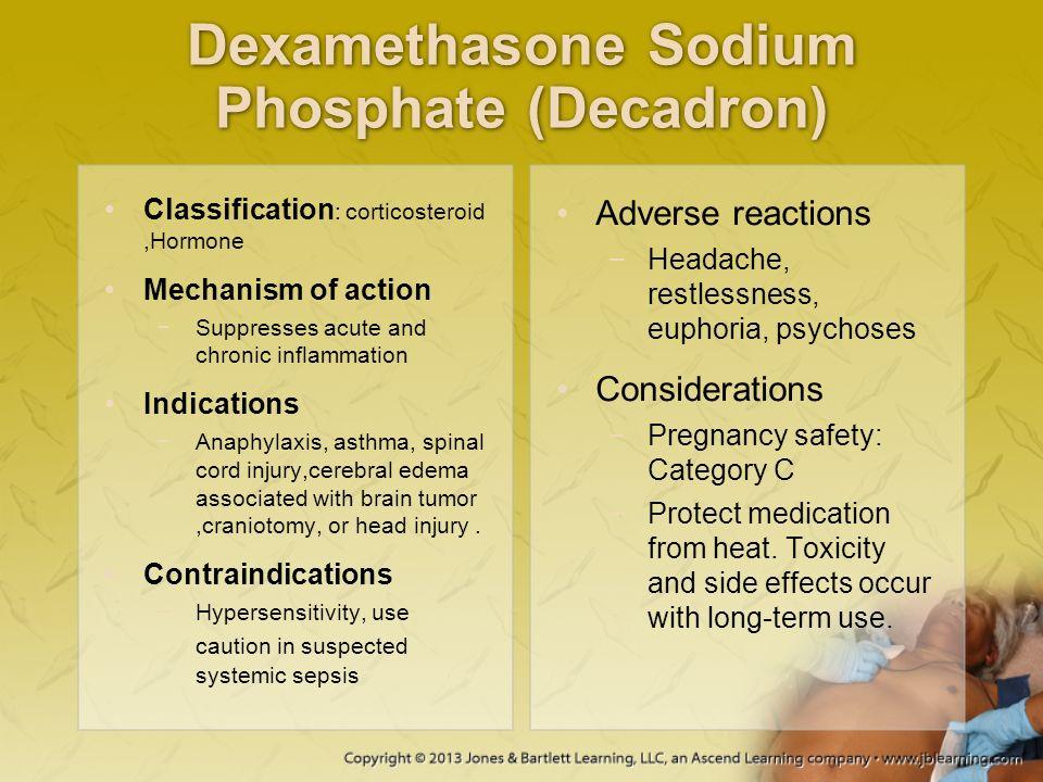Decadron Dosage Asthma