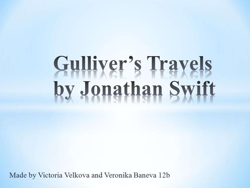 themes in gullivers travels