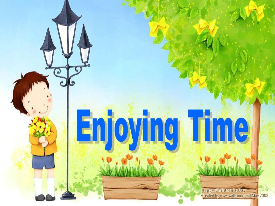 Enjoying Time