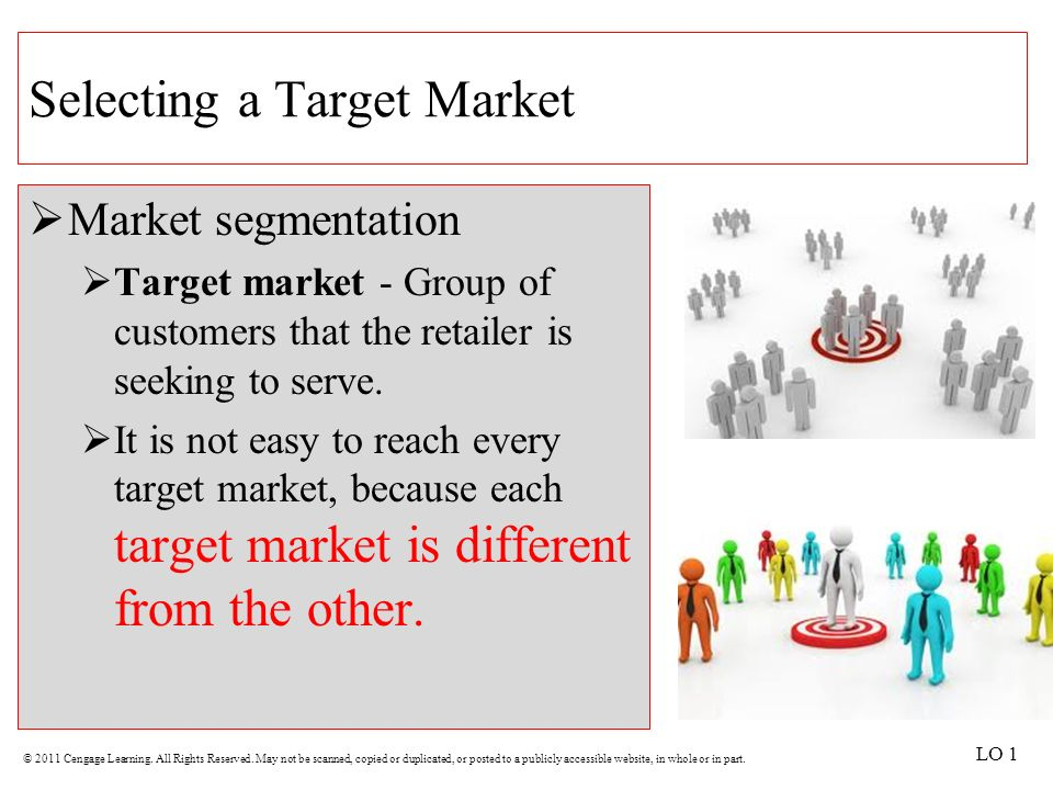 the selection of a target market A how-to guide in developing marketing strategies which targets current  of free  home delivery, the movie buffs want access to the widest selection of, say,.