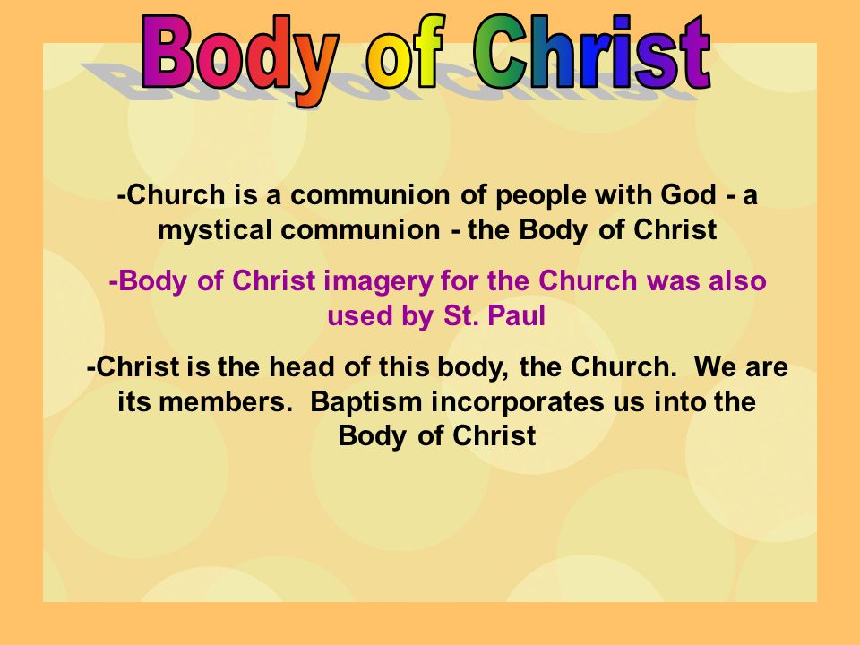 paul the spirit and the people of god essay Paul explained that god will dwell in men by the of what foods god did intend people to made is this body god created—the temple of the holy spirit.