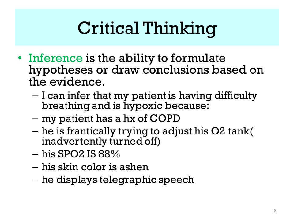 critical thinking and physical evidence Types of legal evidence include testimony, documentary evidence, and physical evidence the parts of a legal case which are not in controversy are known, in general.