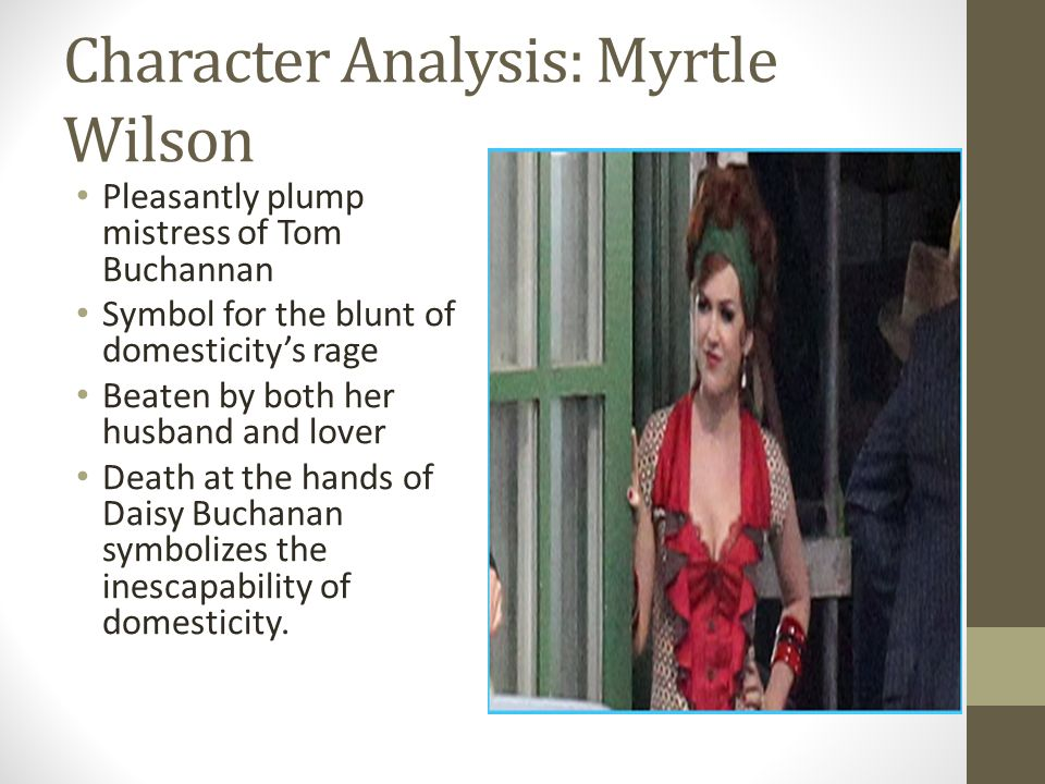 an analysis of tom buchanan character in the great gatsby by f scott fitzgerald Free barron's booknotes-the great gatsby by f scott fitzgerald-character list/character analysis/daisy/tom-free book notes chapter summary online study guide notes essay themes online plot synopsis book report.