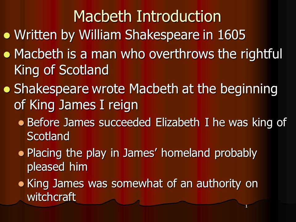 macbeth as a killer in the play macbeth by william shakespeare Macbeth is shakespeare's darkest play not only because of the restricted palette of its images--shades of black varied with bright  ― william shakespeare, macbeth.