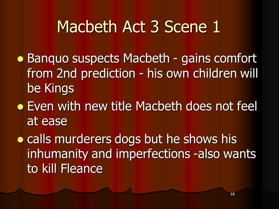 macbeth was responsible for his own There is no doubt that macbeth is partly responsible for his own downfall but he is also influenced by lady macbeth and the witches when macbeth first meets the witches, banquo notices that he is amazed by what they have to say and banquo describes him as 'rapt withal' and macbeth tells them.