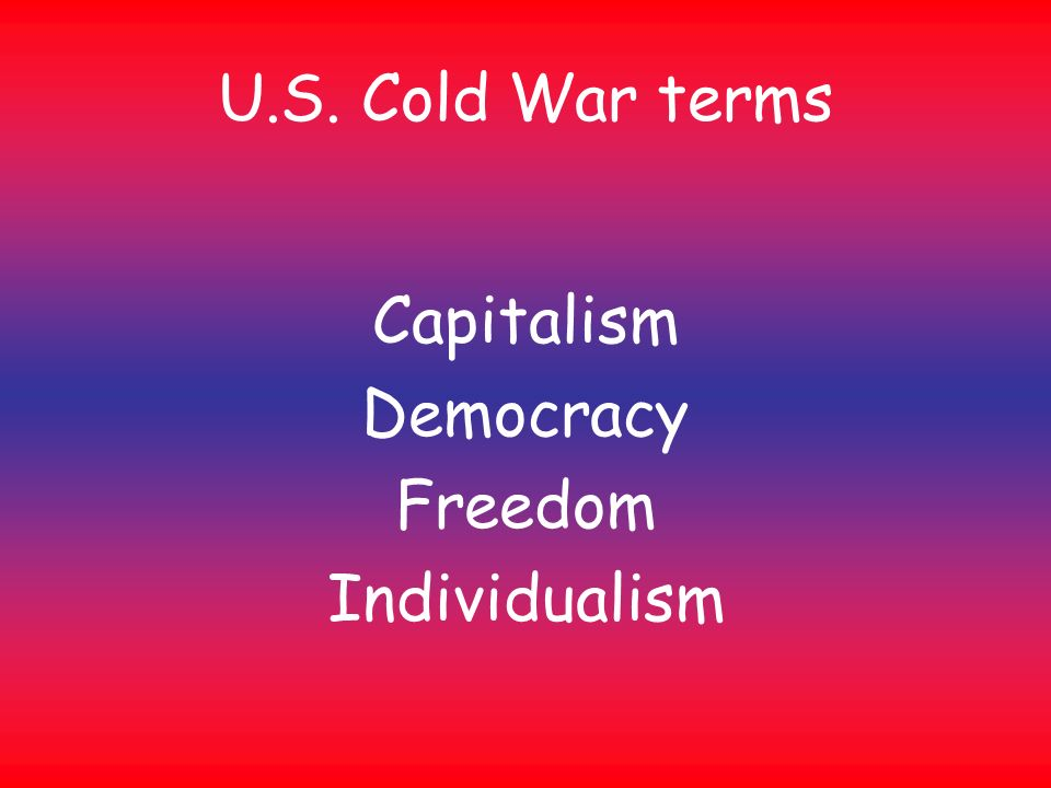 the contradiction between capitalism and democracy in the united states The relationship between capitalism and democracy can be the united states has either a democracy or a and capitalism share a positive correlation.