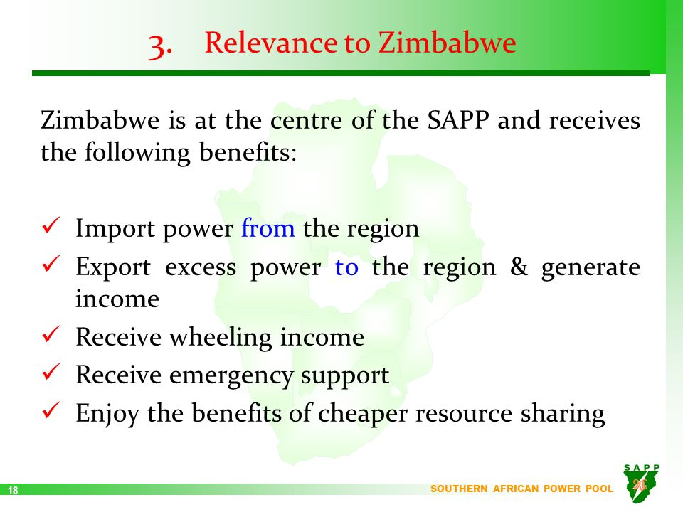 The southern african power pool ppt video online download 18 relevance sciox Images