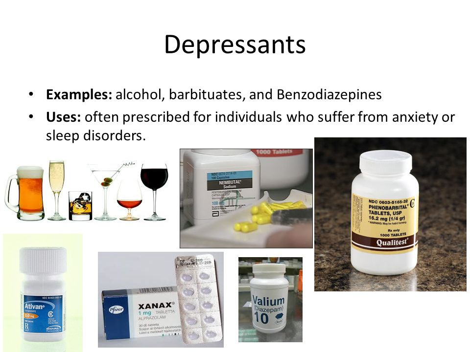 depressants alcohol - photo #31