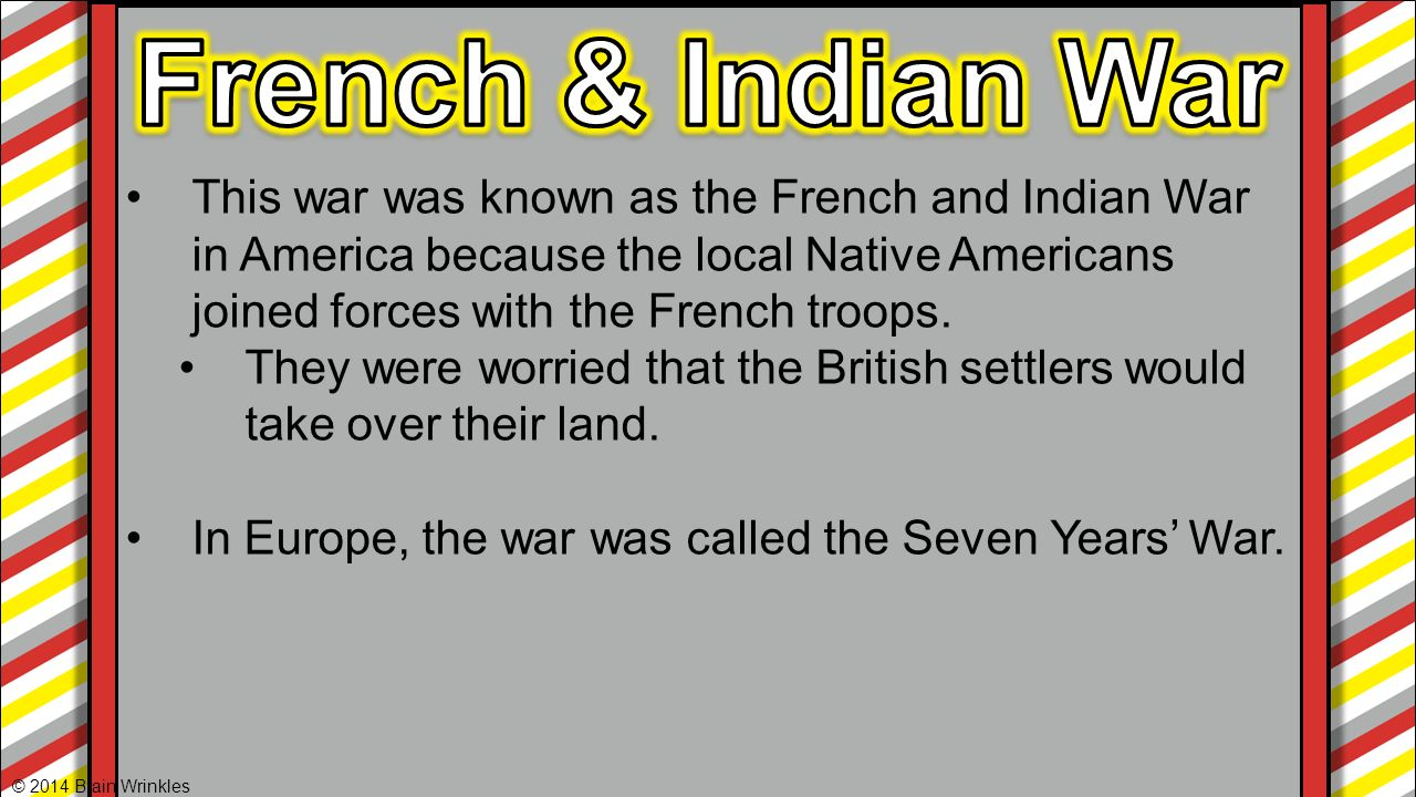 Ss8h3a georgias history the road to revolution 2014 brain french indian war biocorpaavc Choice Image