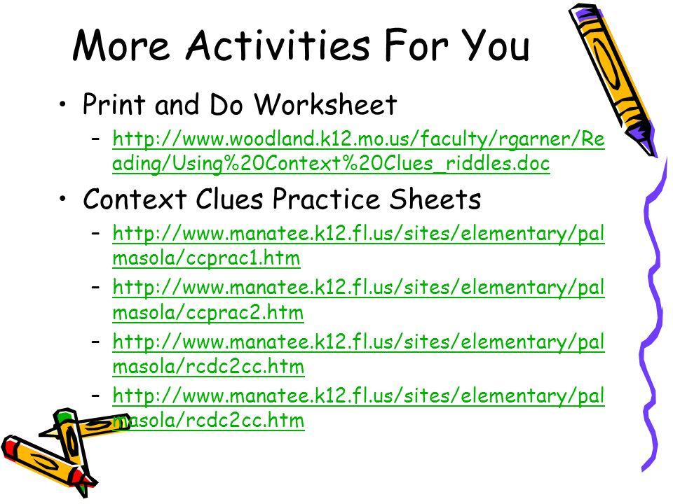 2nd grade reading comprehension worksheets main idea