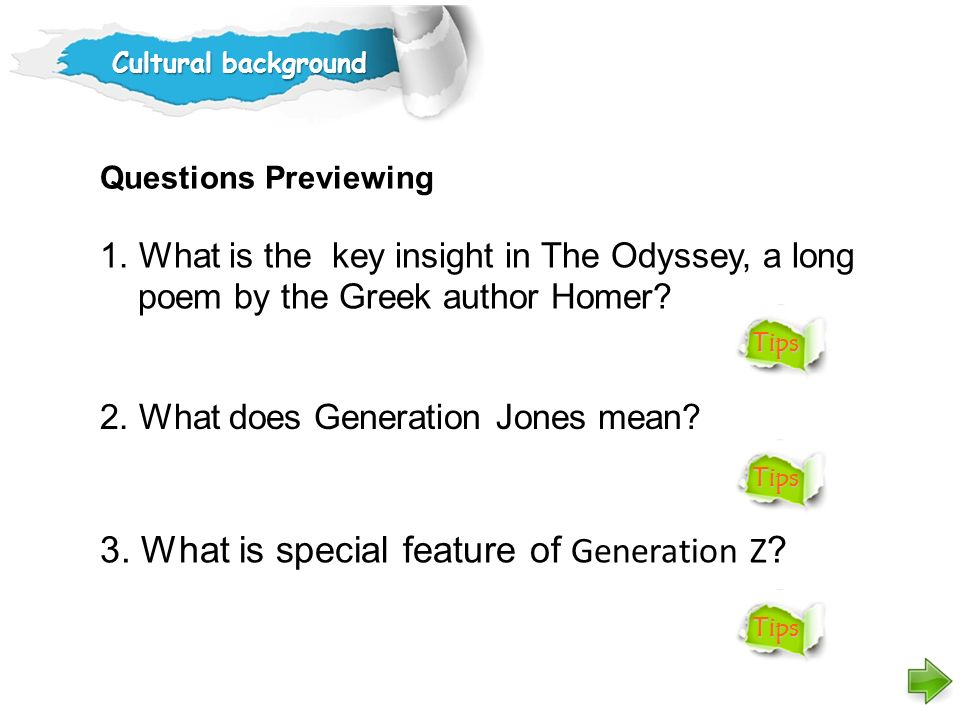 3. What is special feature of Generation Z