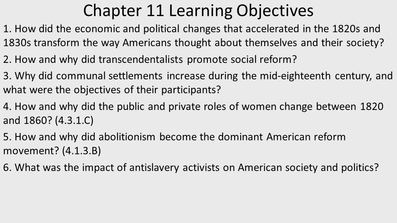 american reform movement between 1820 and 1860 American antislavery 1820-1860 missing works cited the antebellum american antislavery movement began in the 1820s and was sustained over 4.