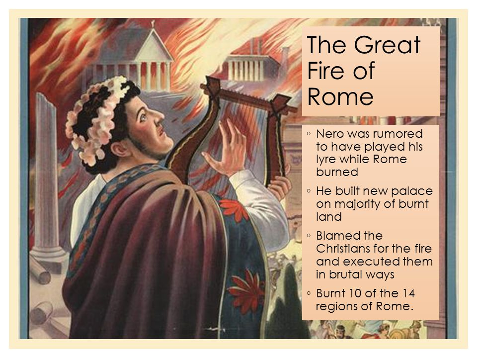nero the fire of rome - photo#9