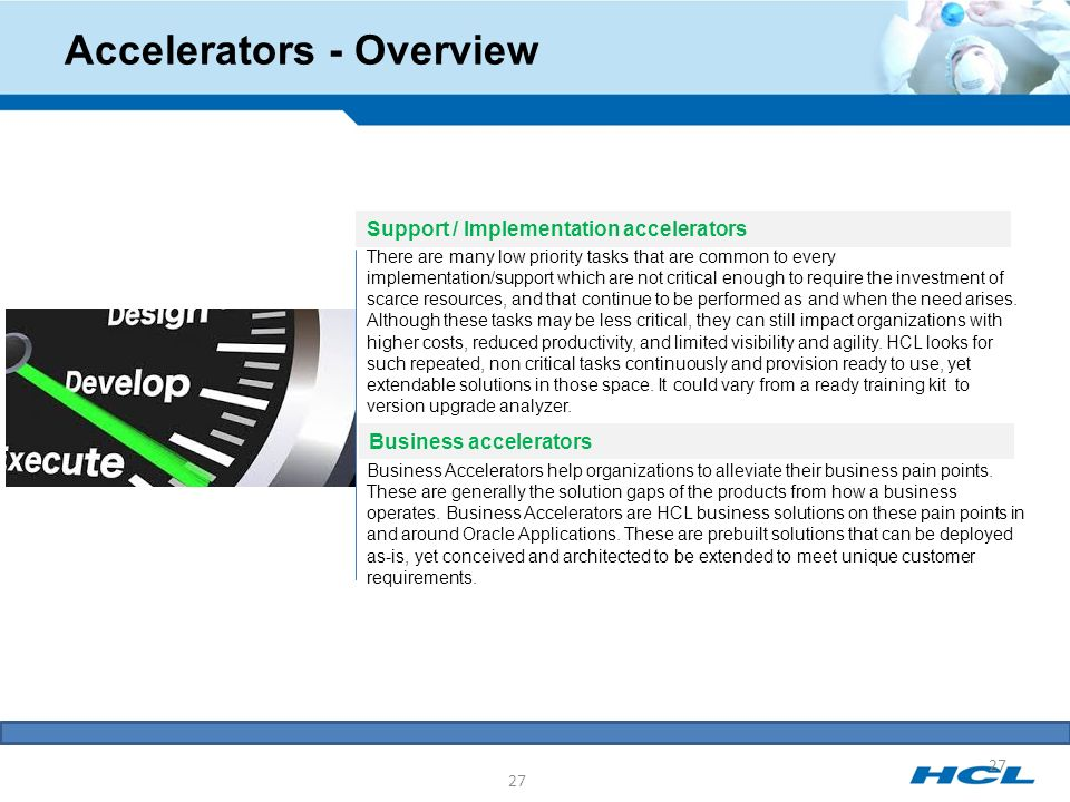 supa accelerators overview and applications An application accelerator enables faster delivery of application services within a network as more and more companies do business using web applications, reliable and seamless web speed and functionality has become critical the f5 big-ip® webaccelerator™ product module overcomes problems .