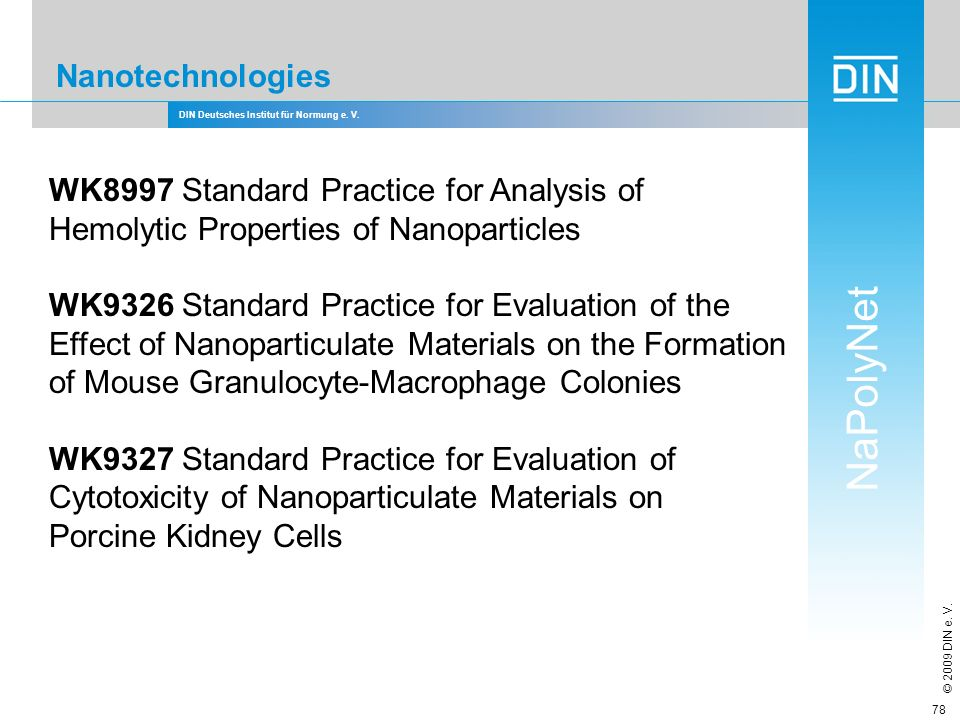 WK8997 Standard Practice for Analysis of