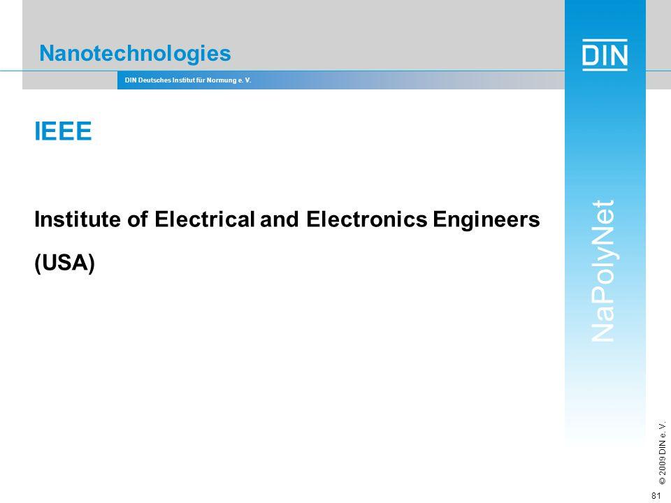 IEEE Nanotechnologies