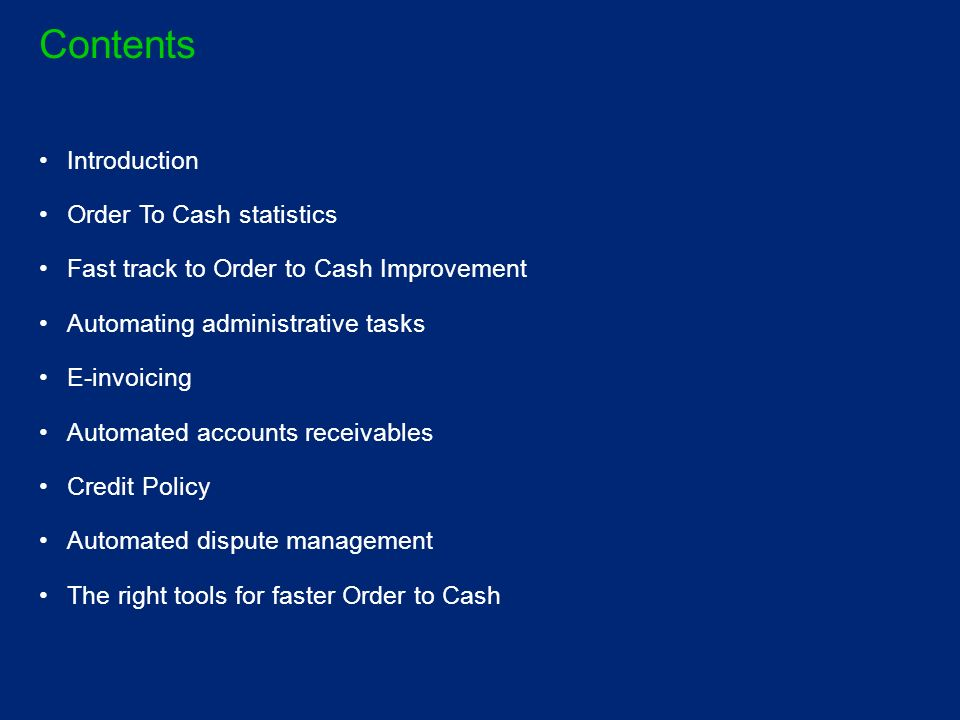 Credit Management Services - ppt download