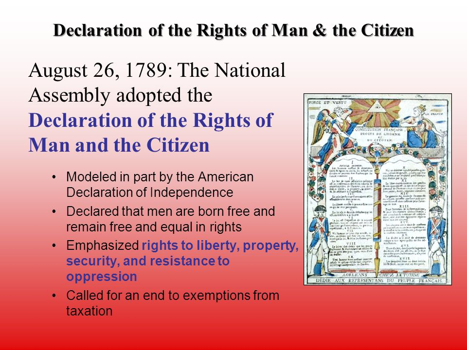Declaration of the Rights of Woman and of the [Female] Citizen