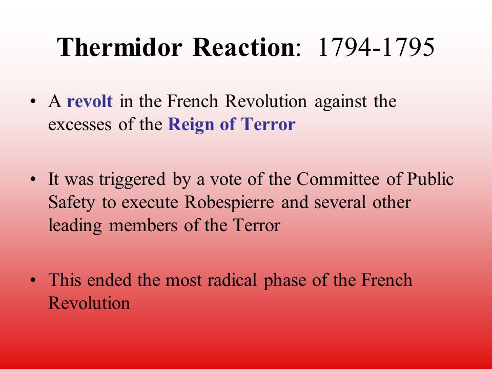 The French Revolution. - ppt video online download