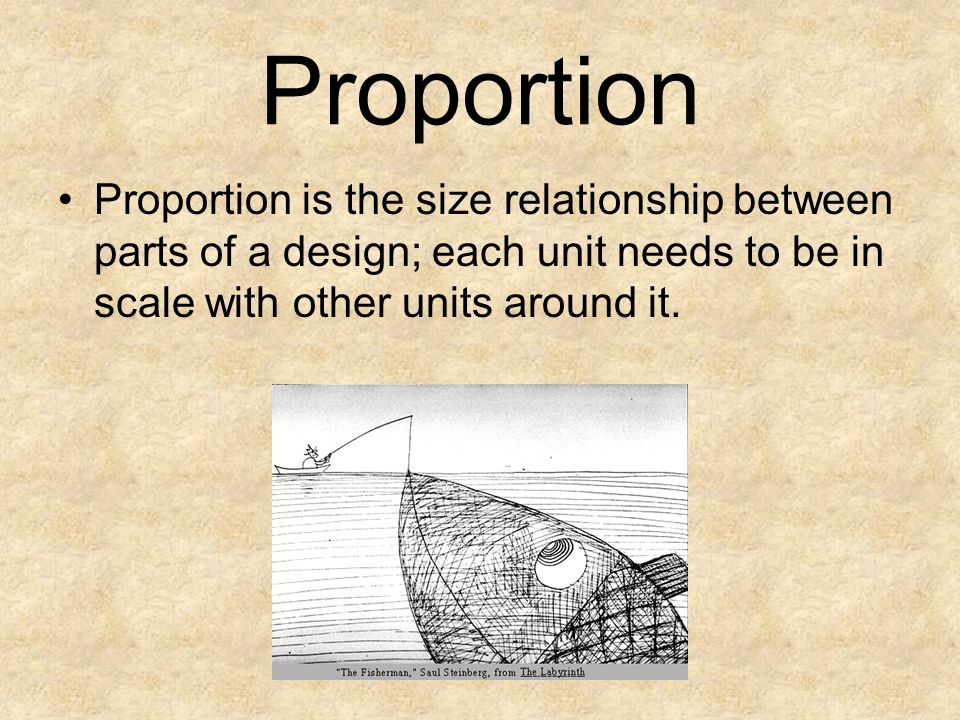 THE PRINCIPLES OF DESIGN - ppt download