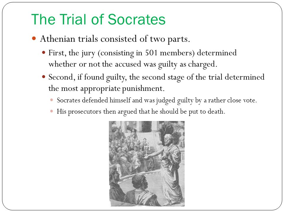socrates guilty or not essay Euthyphro and piety essay justice is making sure the innocent is not wrongly accused and that the guilty are rightly punished for euthyphro and socrates essay.