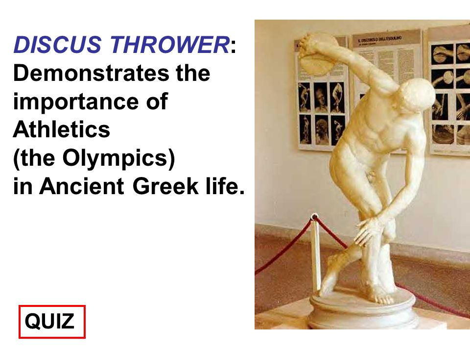 importance of olympics In order to understand the significance of the olympics, it is vital that we first  examine some of the history of the olympics according to the official website of  the.