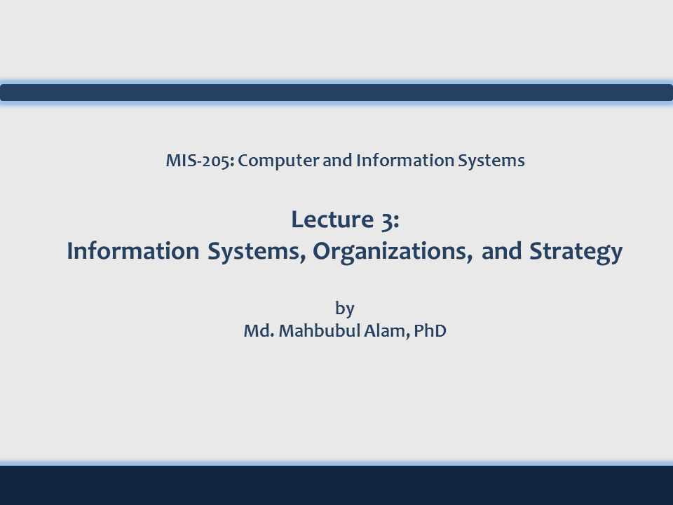 phd in information system