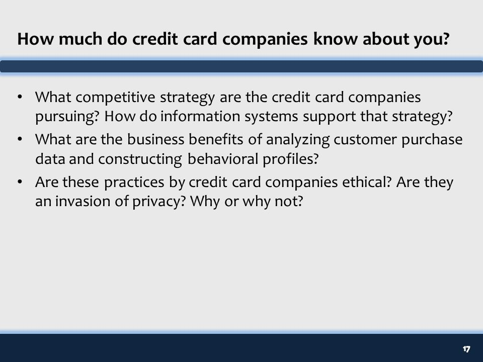 "practices by credit card companies ethical Chapter 9 ethical lending and the great recession at the  chapter 9 ethical lending and the ""great  • some banks and credit card companies have been."