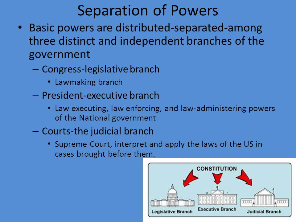 Chapter 3 The Constitution - ppt download