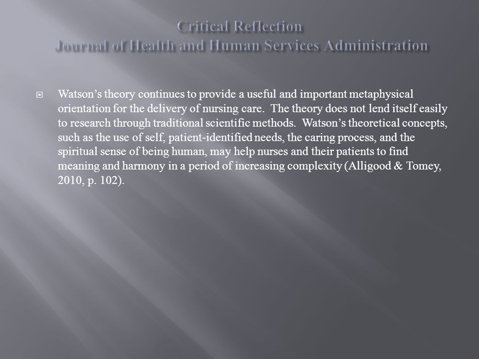 critical reflection on current clinical knowledge and development Guide for reflection using the clinical judgment model reflection is  critical thinking, knowledge  for reflection using the clinical judgment.