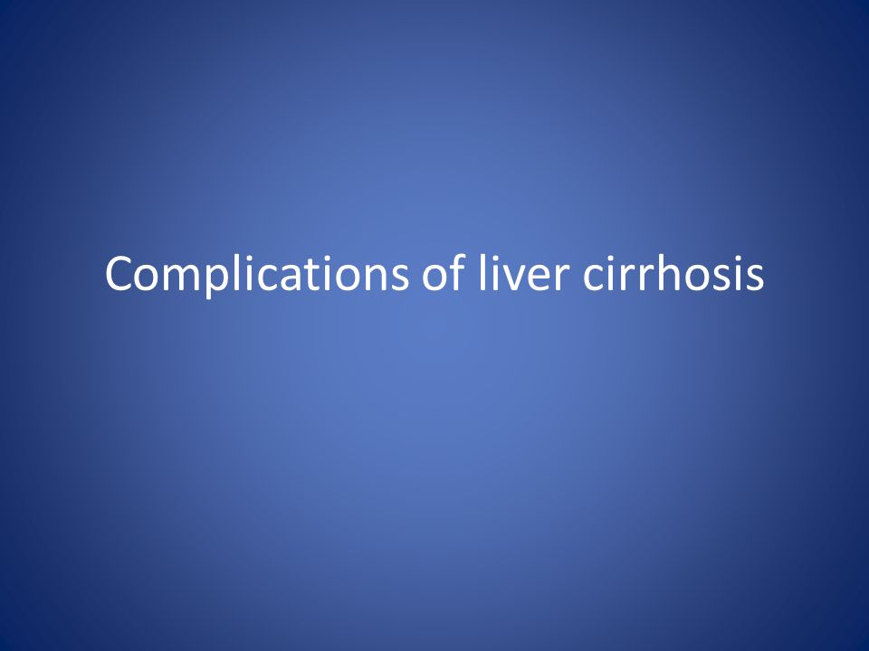 Hepatic cirrhosis nursing care management and study guide.