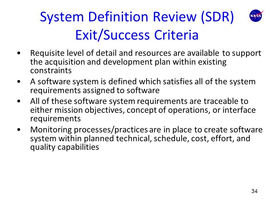 Critical Design Review - NASA