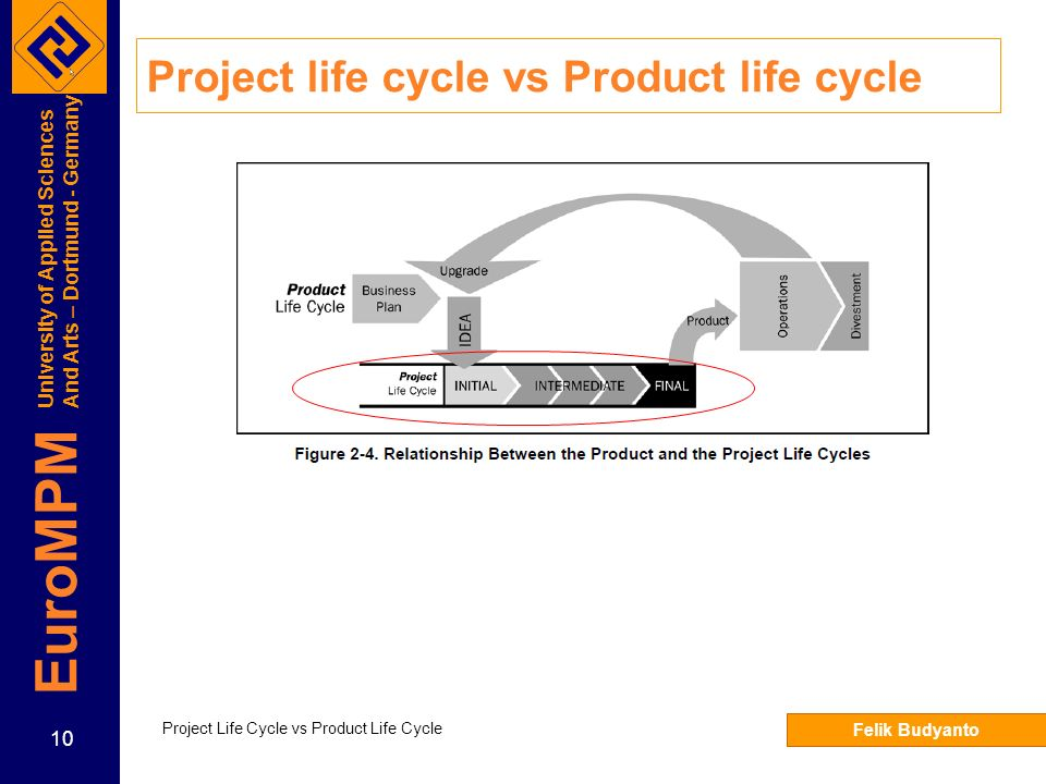 what is project life cycle pdf