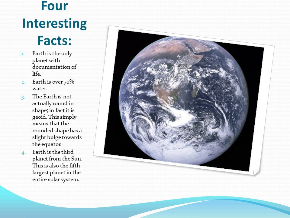 Planet Earth By: Miss Norris. - ppt download