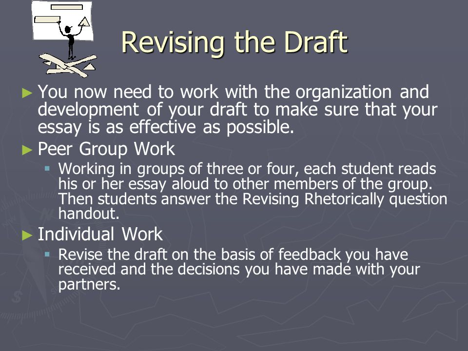 the pursuit of unhappiness ppt video online  revising the draft you now need to work the organization and development of your draft