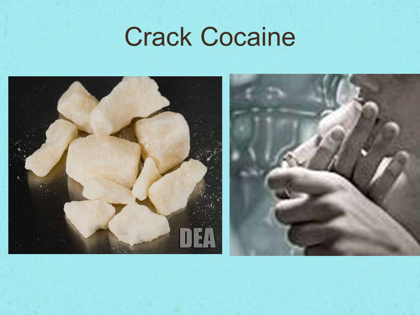 """effects of cocaine and crack cocaine There are many street names for cocaine, including """"crack,"""" """"blow,"""" """"nose candy,"""" """"coke"""" and """"snow"""" cocaine effects can be severe, depending on the user, and can lead to medical problems including:."""