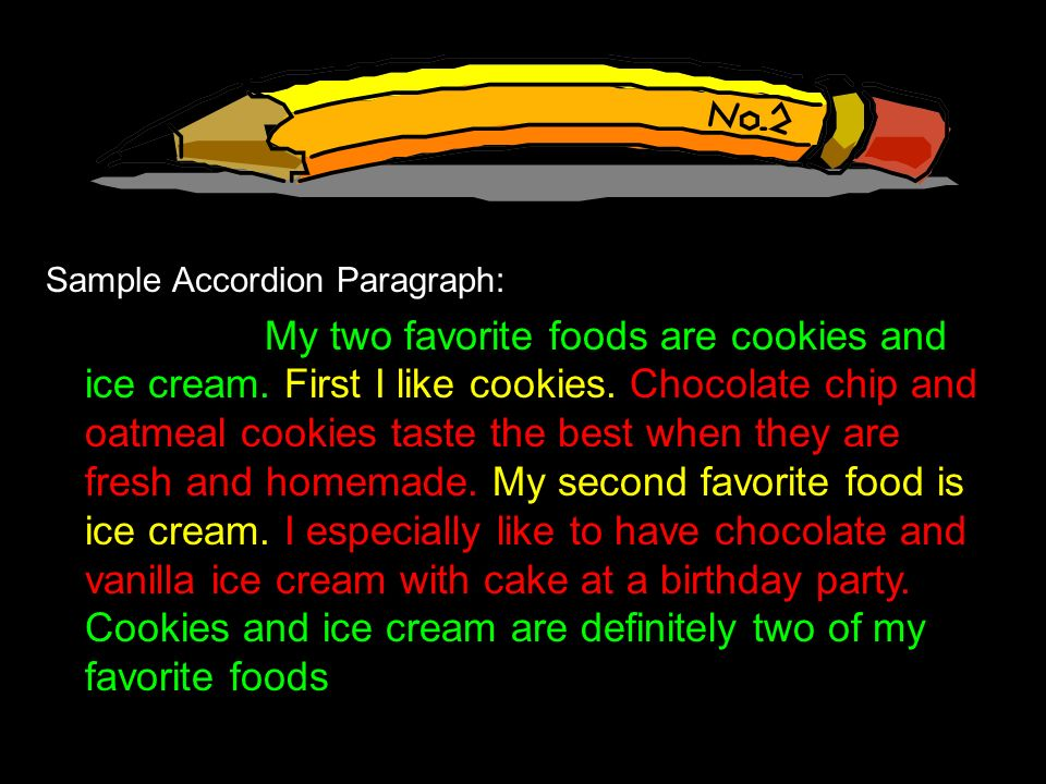 easy accordion essay report ppt video online  8 sample accordion paragraph my two favorite foods