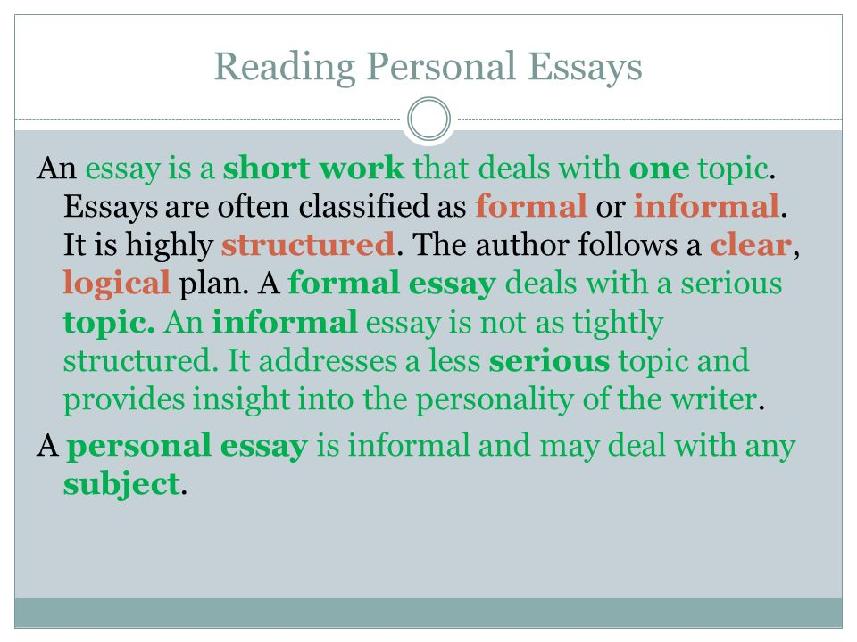 read english essays Do you want to practise your reading and writing in english in this section you can read and write about interesting topics you can also play games, print.