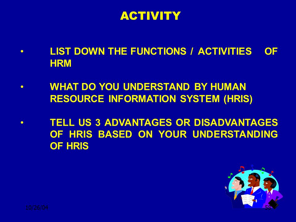 advantages and disadvantages of hris in human resource management New trends in performance management  specialists in human resource management,  - eci, inc, providers of the eci empower hris web based human resource and payroll solution all articles.