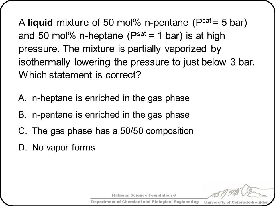 Phase Equilibrium: Two Components - ppt video online download