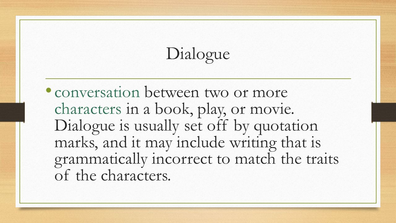 How to Write a Philosophy Dialogue