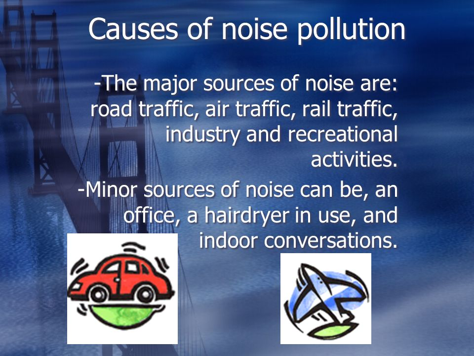 What is noise pollution? - ppt video online download