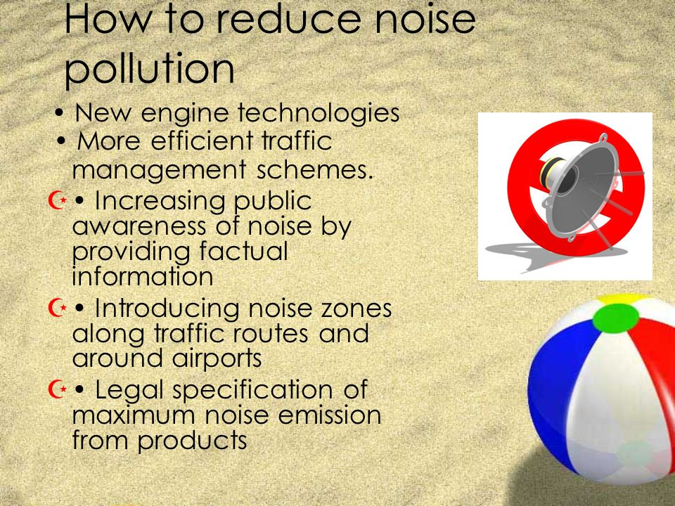 what is noise pollution ppt video online download. Black Bedroom Furniture Sets. Home Design Ideas