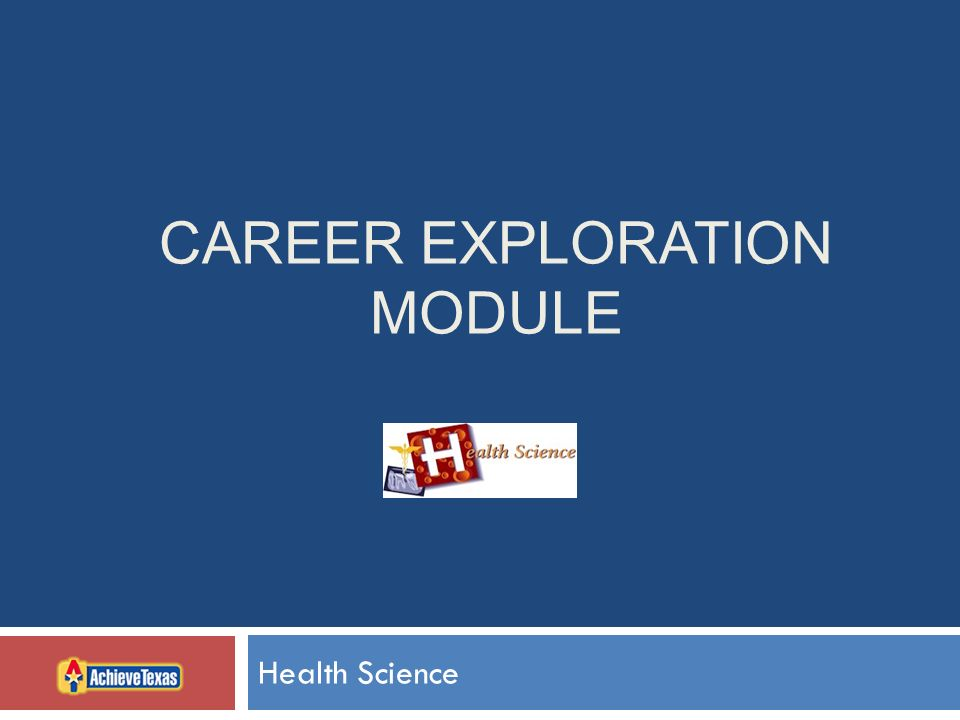career exploration assignment Note: one of the two activities you select must be from the career exploration group in addition to the in-class activity,  career services assignment rubric.
