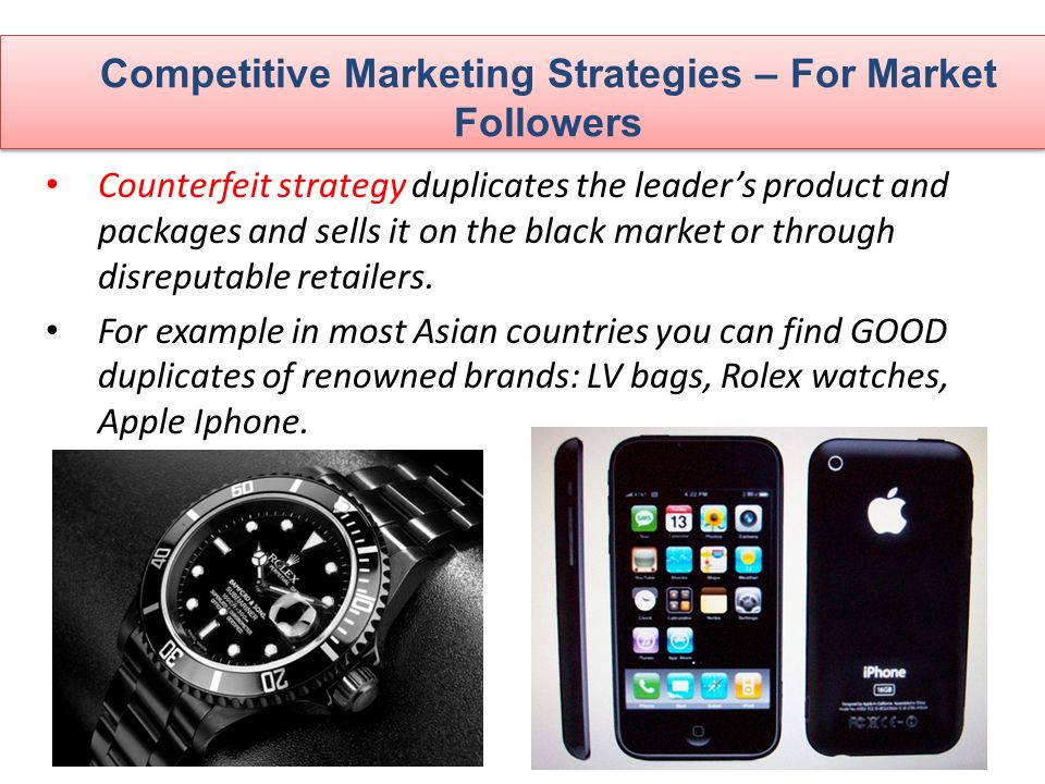 market follower adapter strategy Defensive marketing strategy - tommy grisafi - duration: 4:50 rich tiller 961 views 4:50 what is ss business ruler 122 views 1:03 are you a market leader, market challenger or market follower - duration: 9:11 ian johnson 7,363 views 9:11 4 principles of marketing strategy.