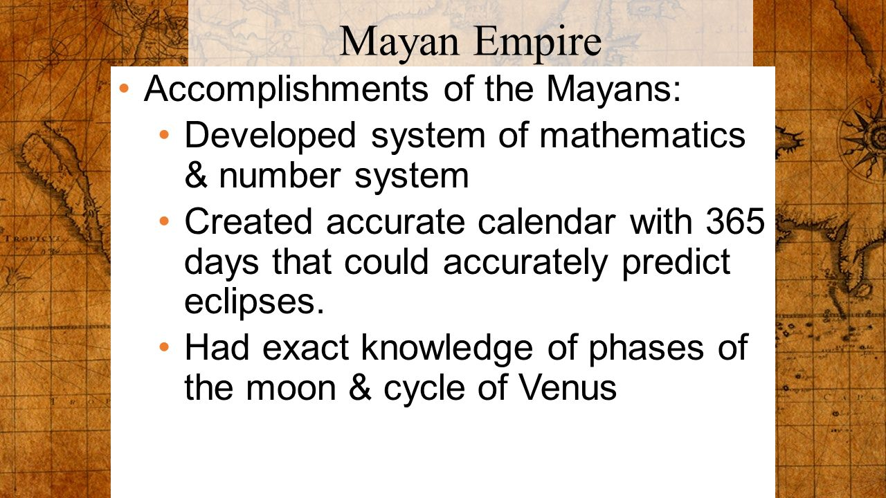 mayan knowledge of astronomy - photo #34