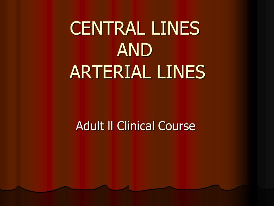 The Arterial Line : Free photos arterial line avopix