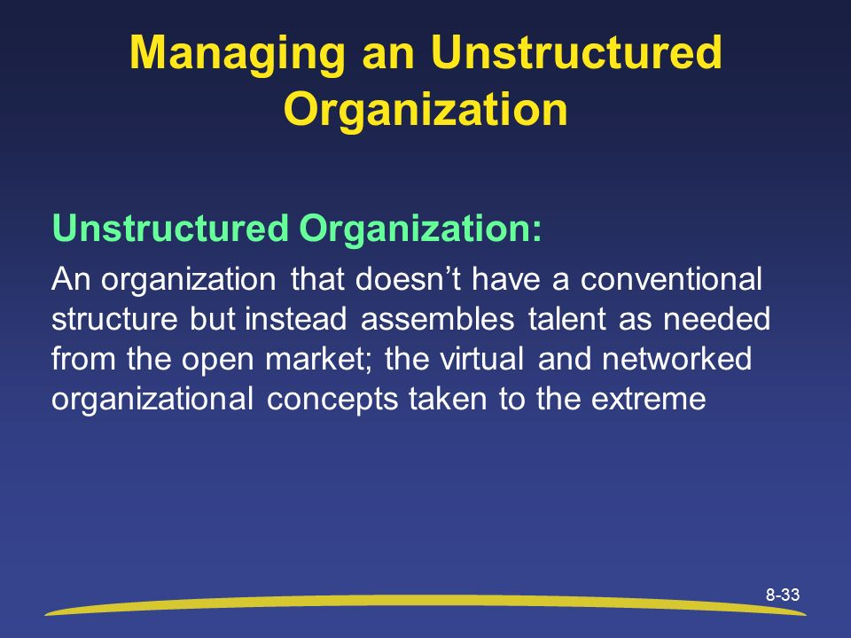 conventional organization virtual organisation Virtual organizations (graphics not included) the virtual organization is a network of independent suppliers, customers, and even competitors, generally tied together by computer technology (roger, 1991.